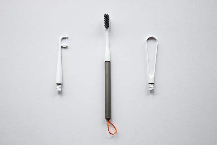 a toothbrush designed to last a lifetime business design business