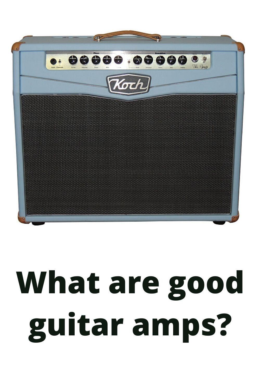 What Are Good Guitar Amps In 2020 Acoustic Guitar Amp Guitar Amp Cool Guitar