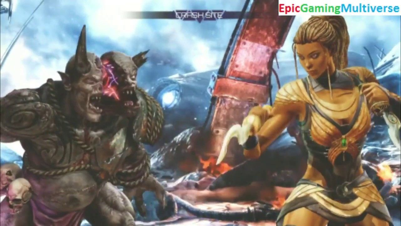 Eyedol VS Maya The Amazonian Queen In A Killer Instinct Match / Battle / Fight This video showcases Gameplay of Eyedol The Demon VS Maya The Amazonian Queen On The Ultimate Difficulty In A Killer Instinct Match / Battle / Fight