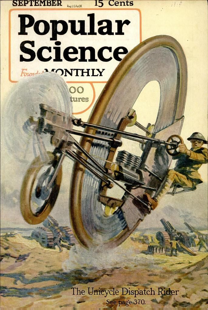 Popular Science Google Books Front Cover Sep 1917 260 Pages