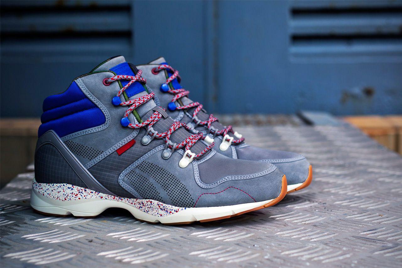 Burn Rubber X Reebok Night Storm A Closer Look Reebok Shoe Boots Flip Flop Sandals