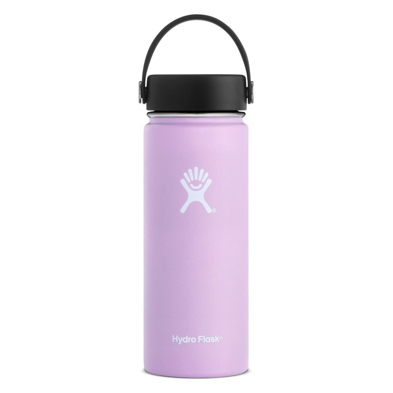 Hydro Flask Vacuum Insulated Bottle In Lilac 18oz Flask Water Bottle Hydro Flask Water Bottle Hydroflask