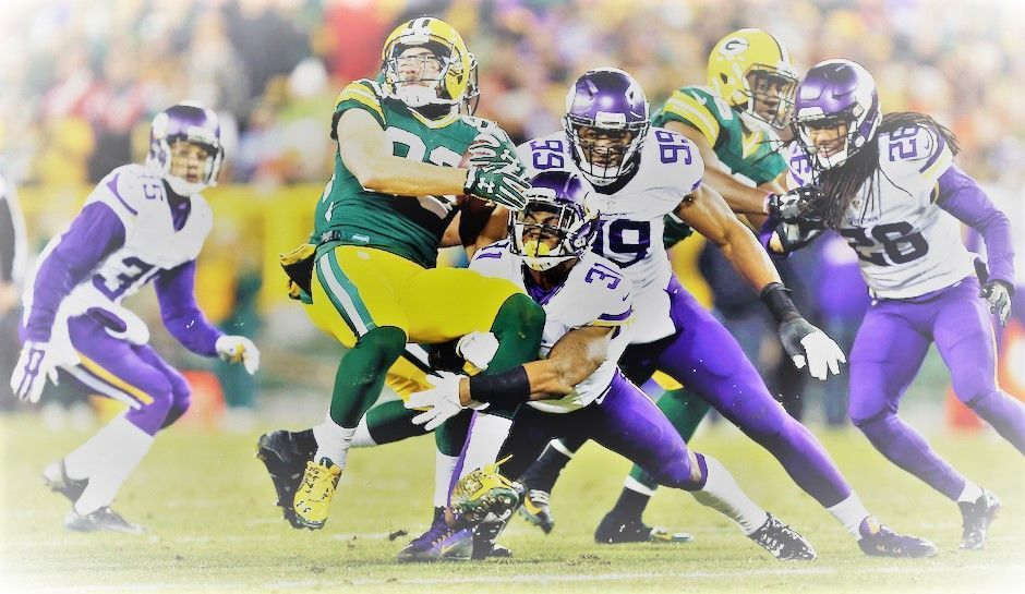 Minnesota Vikings Vs Green Bay Packers Live Stream Watch Nfl Online Game Updates Schedule With Images