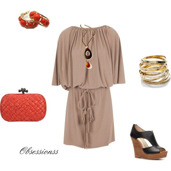 """""""Tunic Dress"""" by obsessionss on Polyvore"""