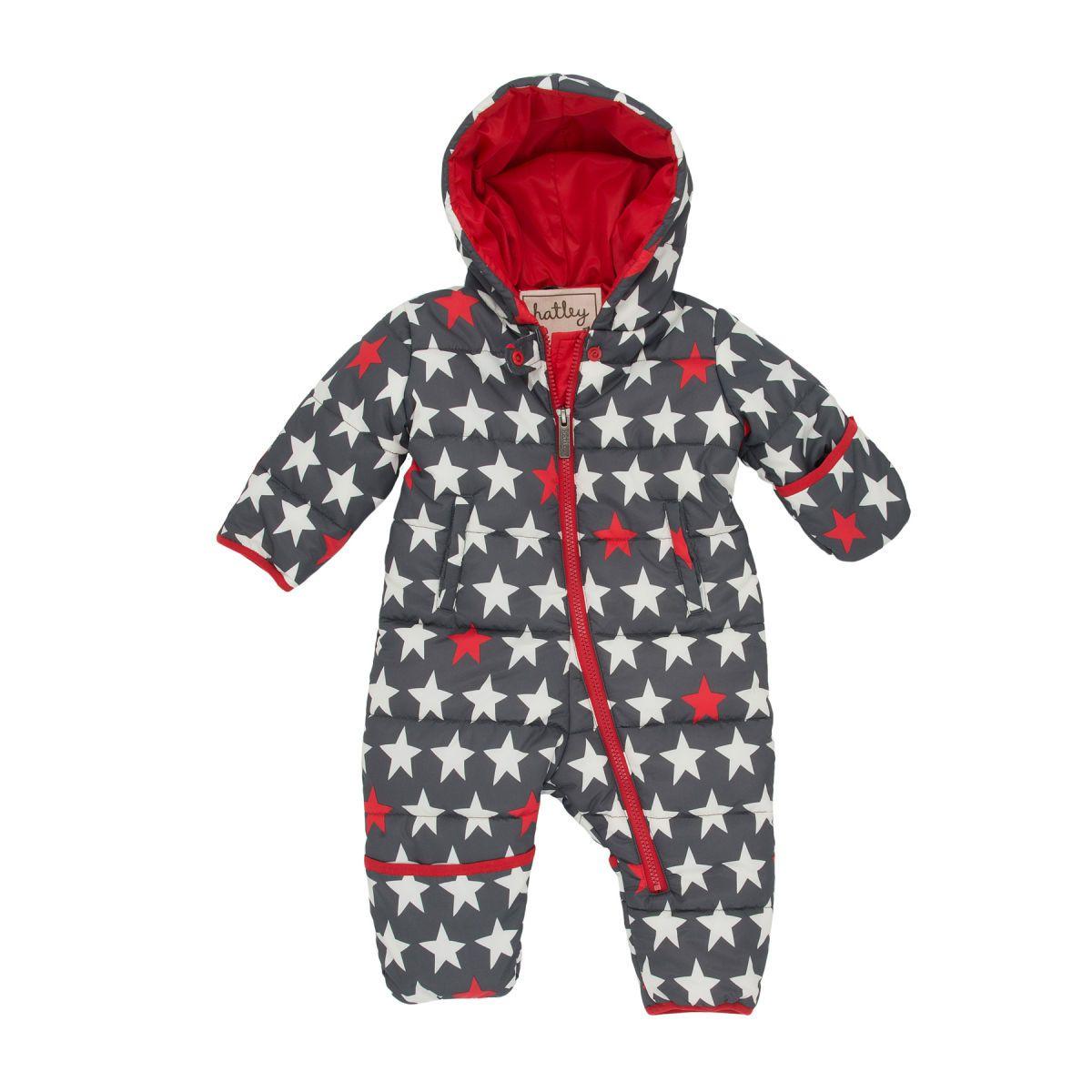 Hatley Baby Boys Mini Winter Bundler Snowsuit
