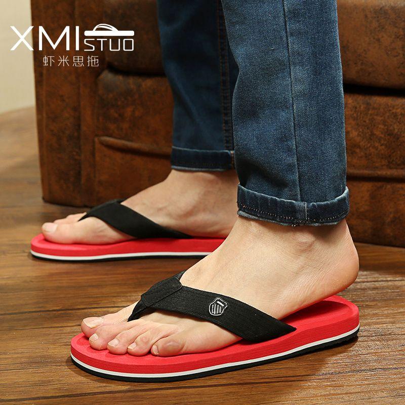 $12.50 (Buy here: https://alitems.com/g/1e8d114494ebda23ff8b16525dc3e8/?i=5&ulp=https%3A%2F%2Fwww.aliexpress.com%2Fitem%2FXmistuo-shrimp-plus-size-beach-slippers-slip-resistant-male-slippers-flip-flops-shoes-summer-male-46%2F1892815830.html ) Fashion   summer shoes women flip flops female beach slippers water-resistant high-heeled slippers  hand made flower sandle for just $12.50