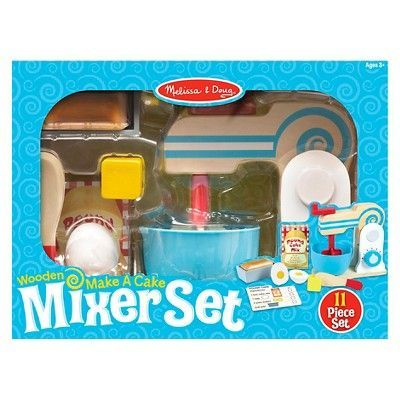 Melissa Doug Mixer Set Cooking And Dining Toys