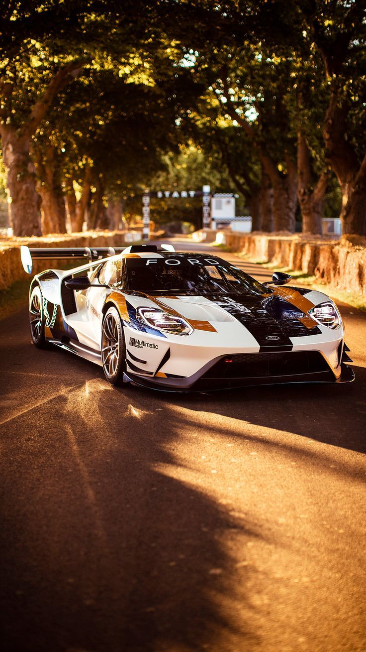 Ford GT Mk II  - special cars -