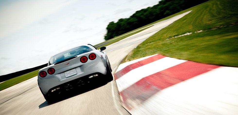 2013 Corvette Grand Sport Coupe in Blade Silver Metallic