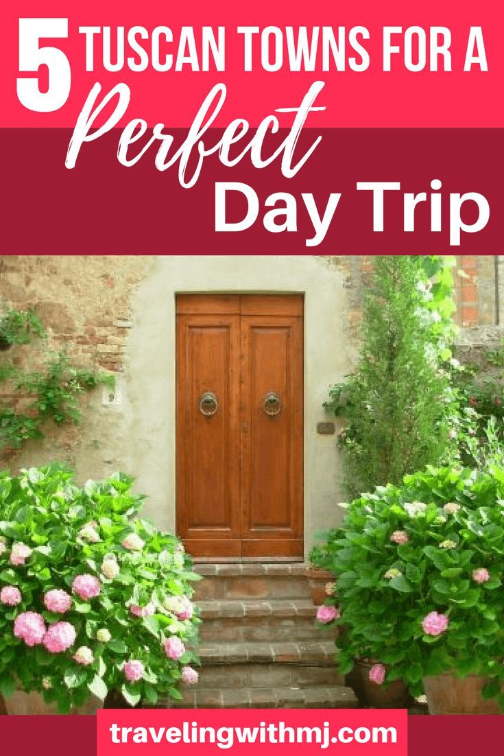 There are many things that we love about Italy, especially the hill towns in Tuscany. Here are a few of our favorites, perfect as a home base, day trip, or weekend getaway. #italy #tuscany #TBIN