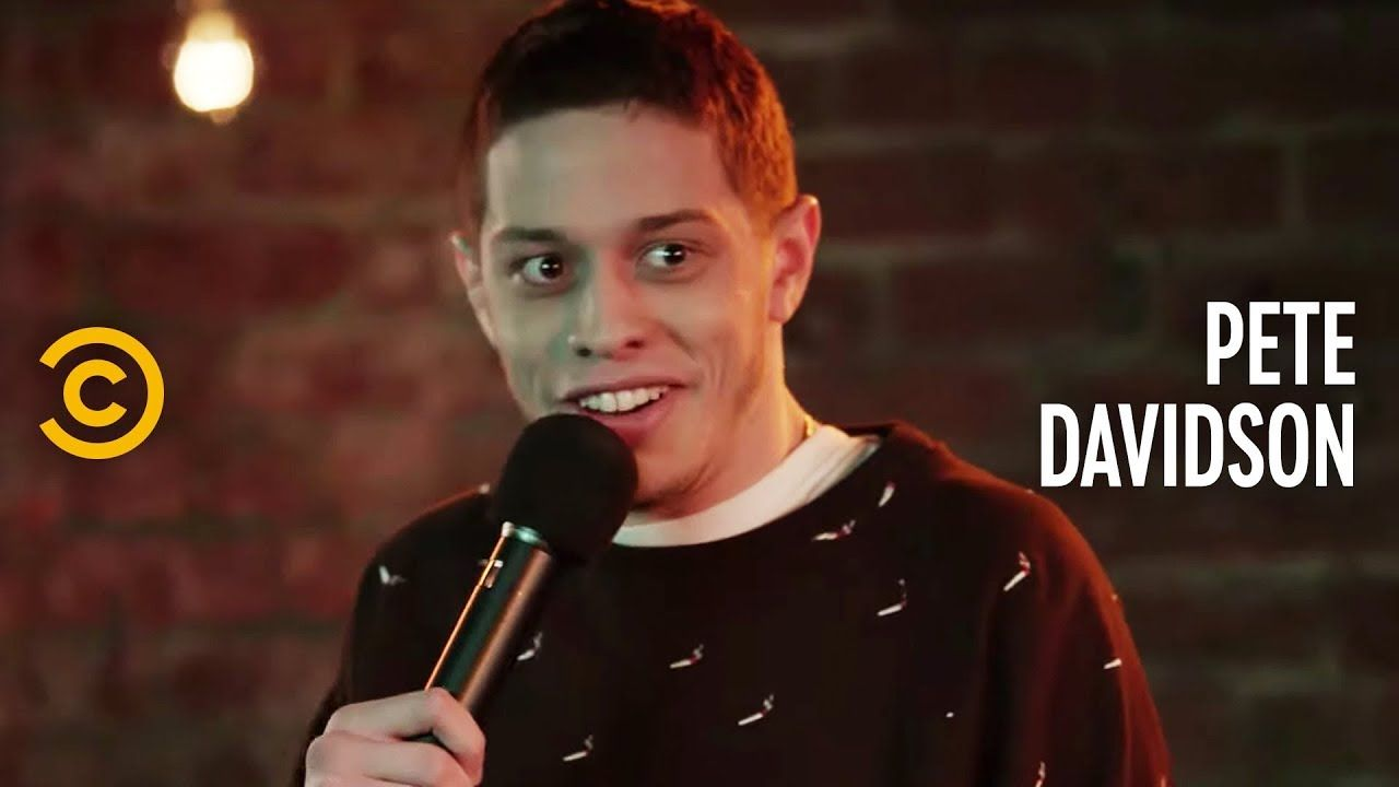 Pete Davidson's Mom Bought Him Condoms in the Weirdest of