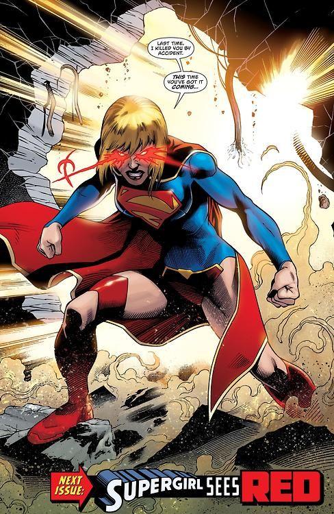 supergirl kara zor el)