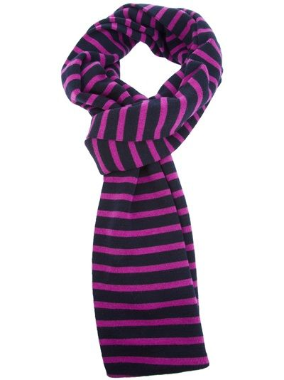 S.N.S. HERNING Striped Scarf