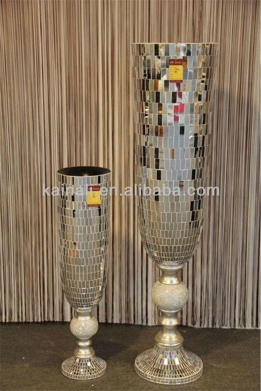 Tall Mosaic Vase Mosaic Vase Wholesale Large Mosaic Vase
