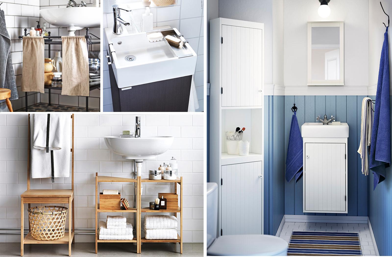 baños pekeños | isabela | Pinterest | Decorar baños pequeños ...