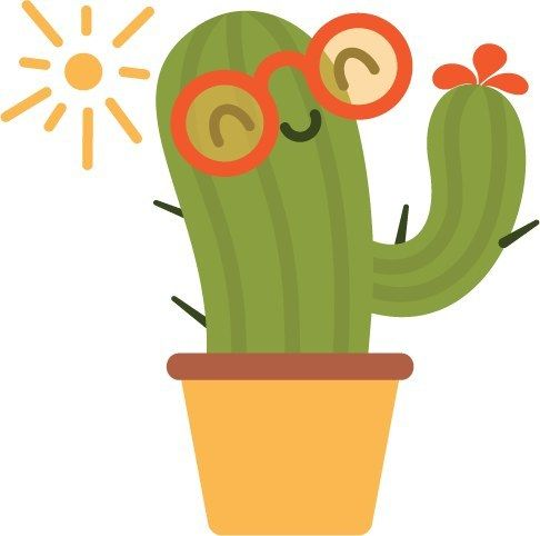 A definitive ranking of facebooks cactus stickers
