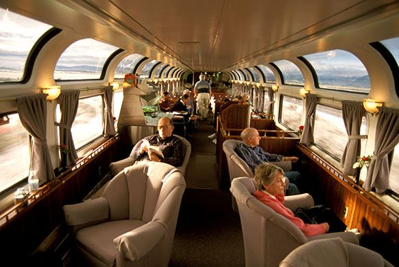 10 Of The Best Train Journeys Seattle Journey And United