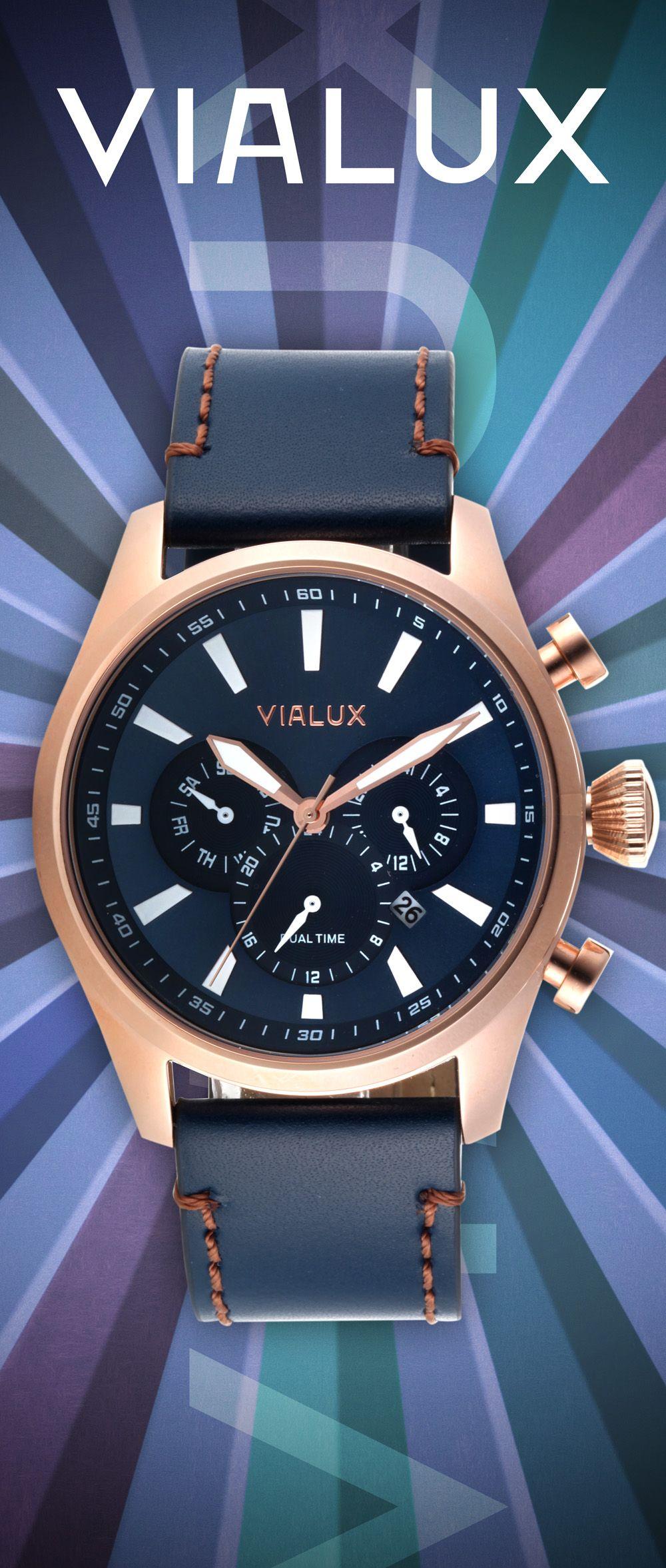vialux watch
