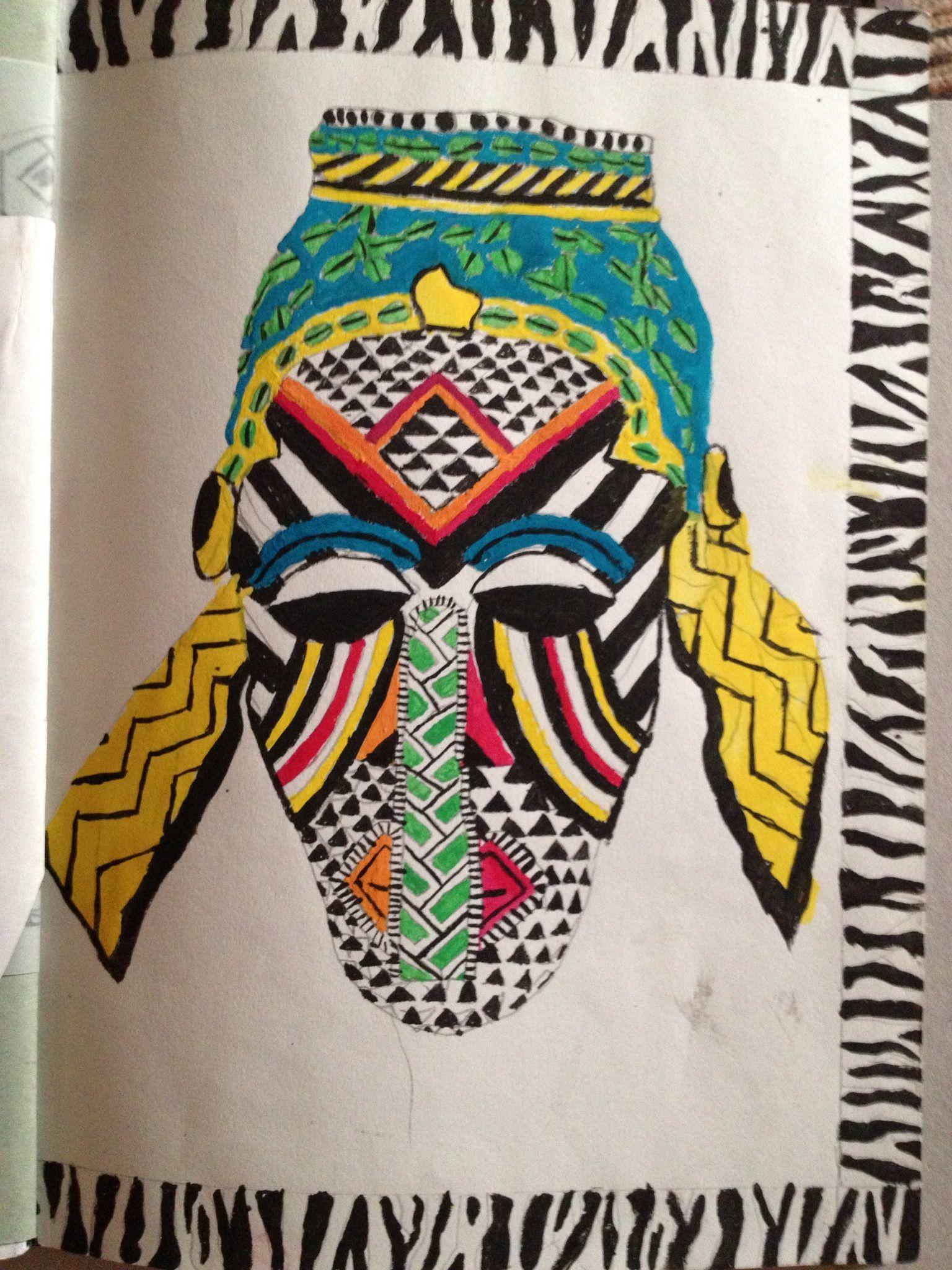 Transcription African Art Culture Art Arts Ed