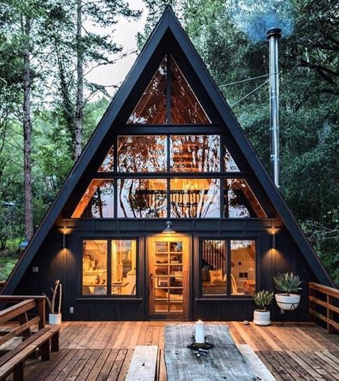The best mountain cabins with fireplace to cheer you up
