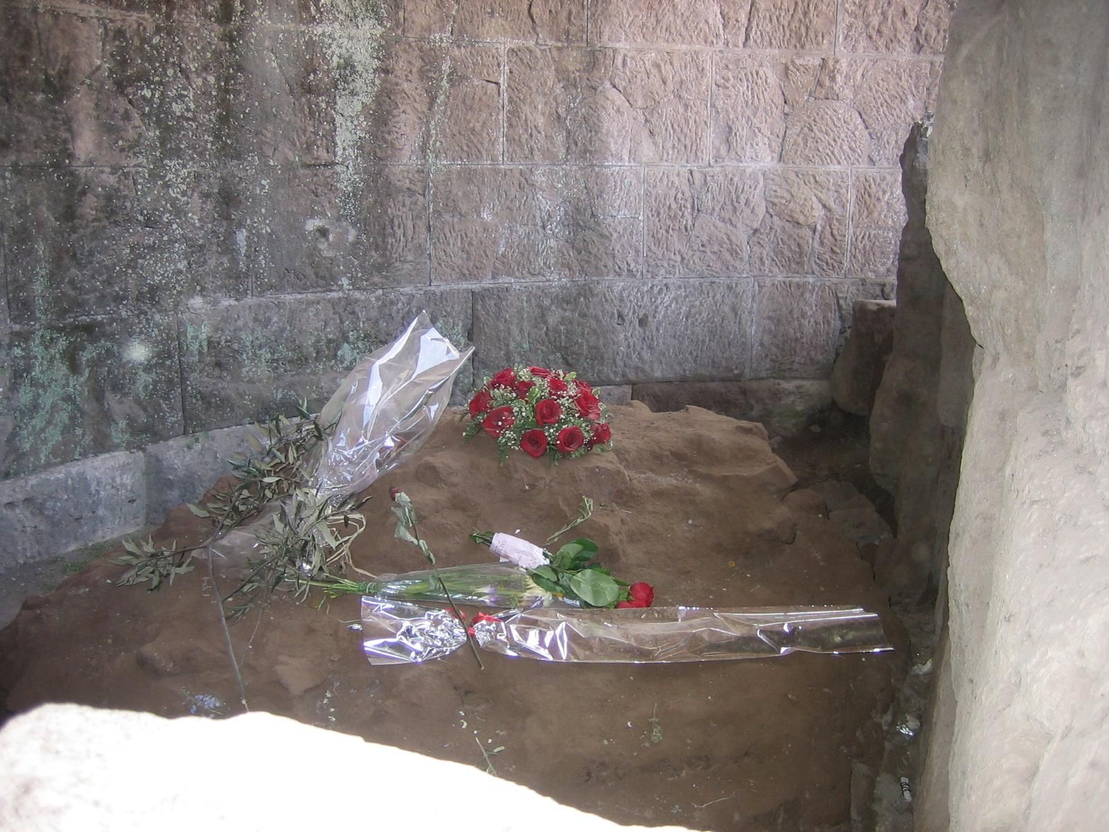 Caesar Burial Ground