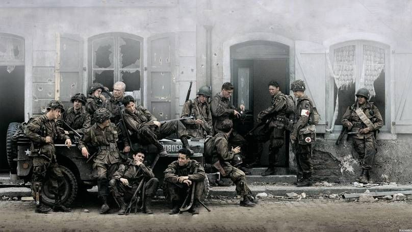 The Real Story Behind The Band Of Brothers Is Nothing Short Of Inspirational Band Of Brothers Brothers Movie