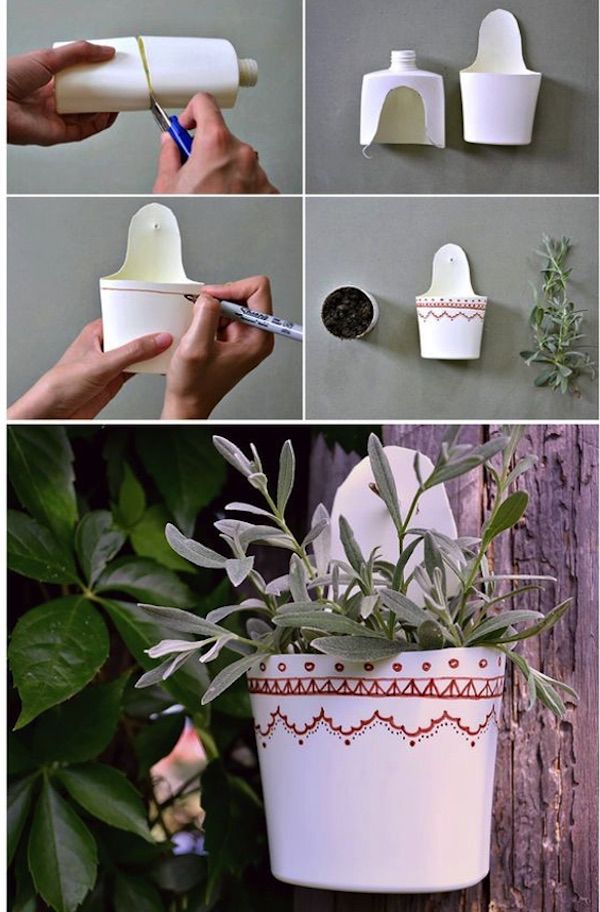 ideas para reciclar 23  Hecho en casa  Pinterest