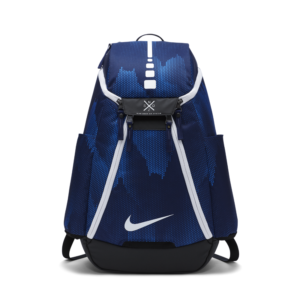 newest collection 70152 f49fa Nike Hoops Elite Max Air Team 2.0 Graphic Basketball Backpack (Blue)