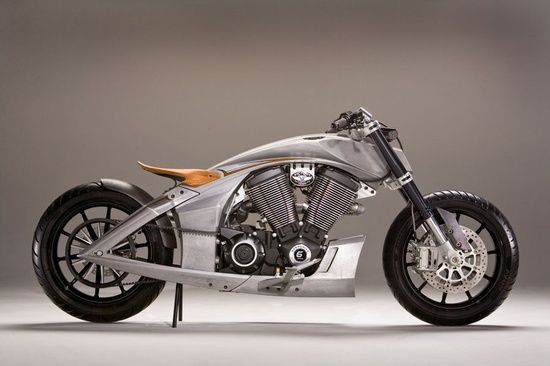 Victory Motorcycle's CORE concept bike