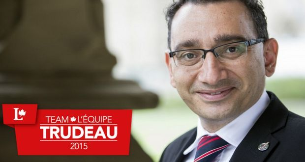 Omar Alghabra (MP Mississauga Centre) was appointed on ...