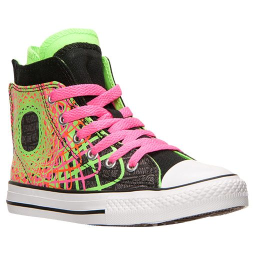 Girls' Preschool Converse Chuck Taylor Zip Back Casual Shoes - 649963CP BGR | Finish Line