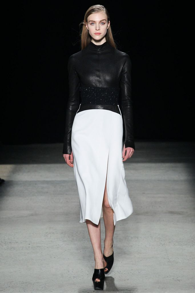 Narciso Rodriguez Fall 2015