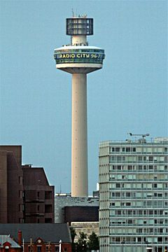 Radio City Tower The Beacon Liverpool Geograph 2961427 Jpg Radio City Tower City