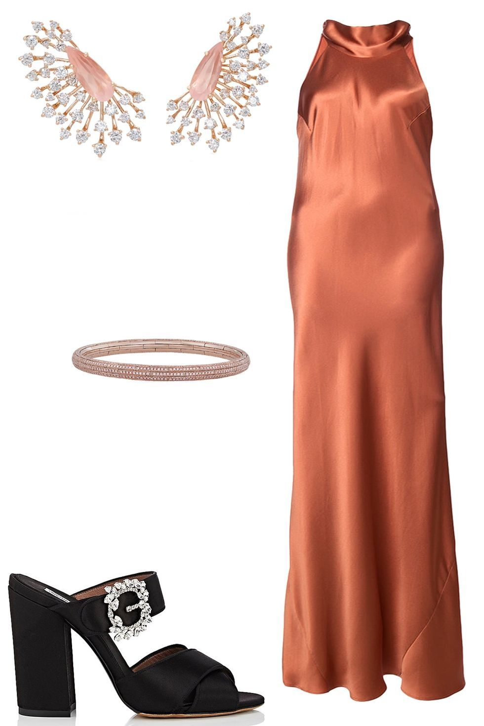 f0b4ca8f8d0 What to Wear to a Winter Wedding - Best Wedding Guest Dresses for Winter  2018