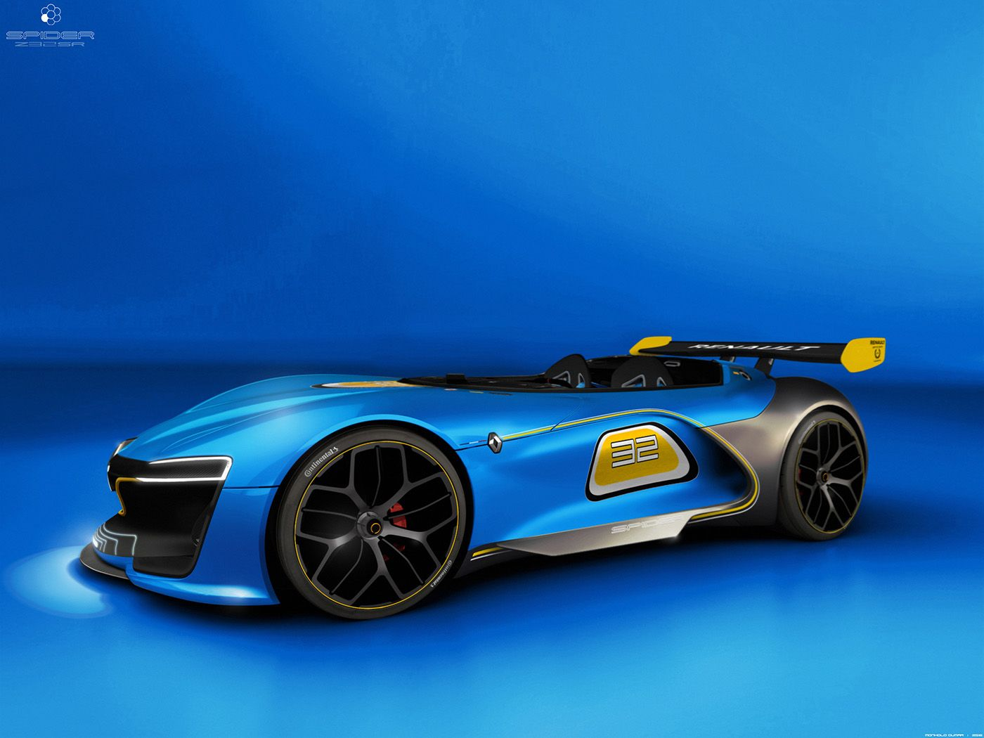 This Renault Spider Concept Ticks All The Right Boxes
