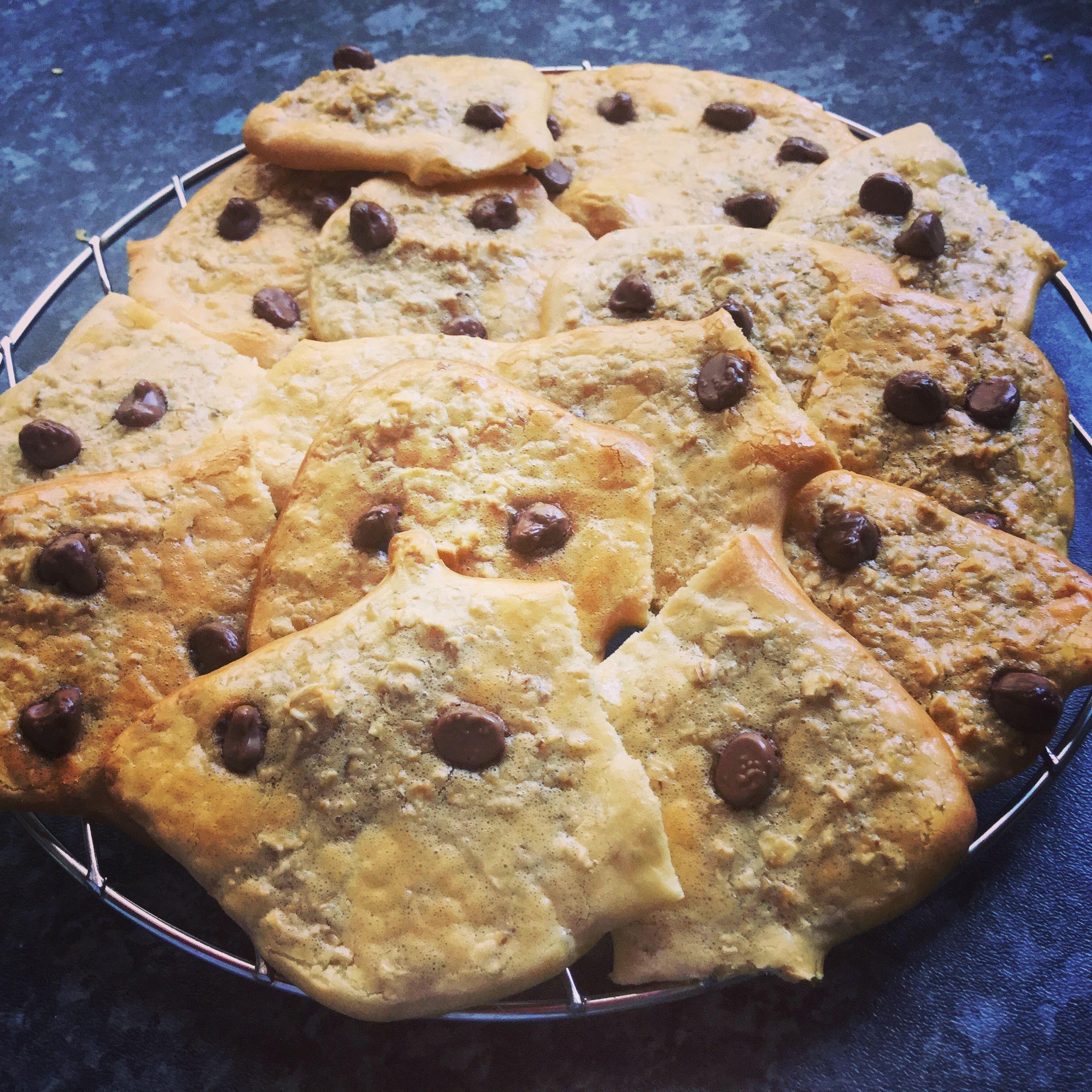 Jaffa cake cookies,slimming world style. 3 syns plus HeaB ...