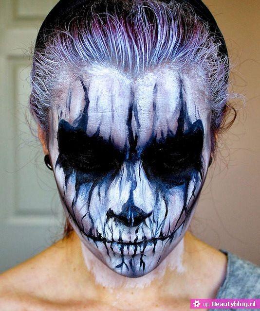 Halloween make up 2014 07 Costume Closet Pinterest Makeup - terrifying halloween costume ideas