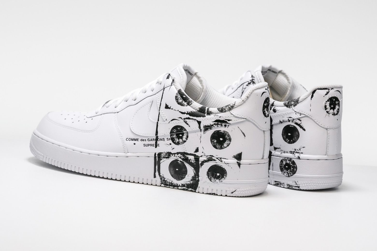 best sneakers 2da94 1f882 Air Force 1 '07/ Supreme/ CDG | Air Force One in 2019 | Nike ...