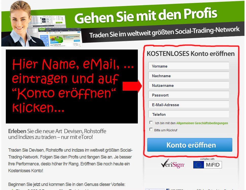 Webseite Geld Verdienen