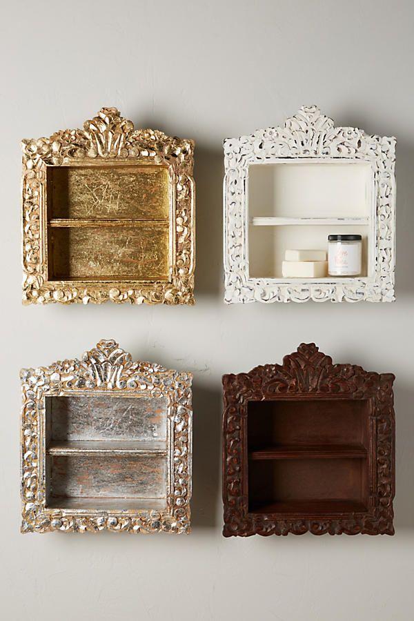 hanging storage cabinet | Future Home | Pinterest
