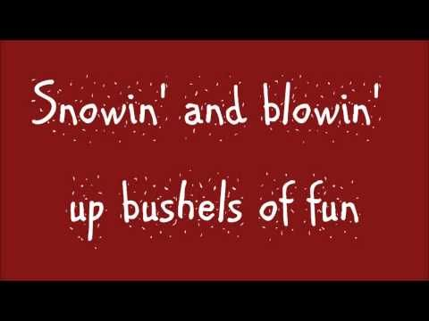 Christmas Carol-oakie playlist. 45 minutes of song lyrics that are good to use with Children ...