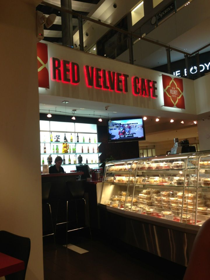 Red Velvet Cafe Red Velvet Cafe Vegan Bakery Vegan Life