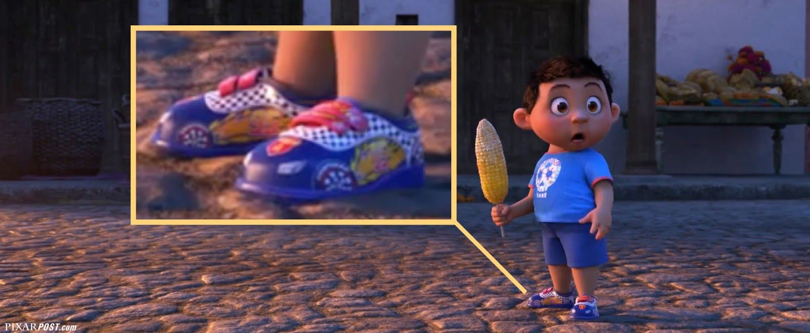 Pixar S Short Dante S Lunch Features Numerous Hidden Easter Eggs