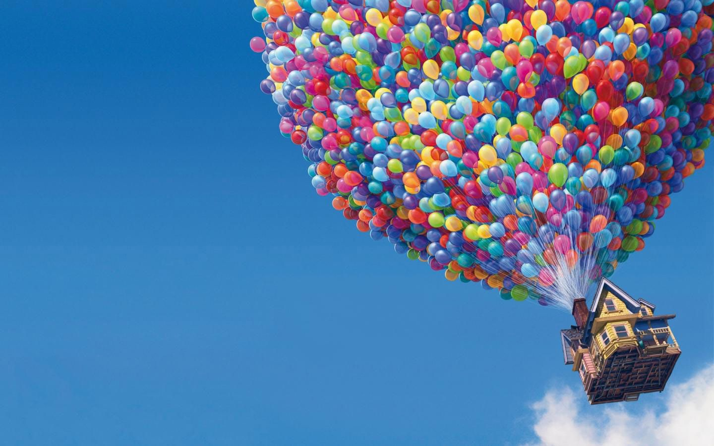 Disney Up Desktop Wallpaper Up Pixar Cartoon Wallpaper Disney
