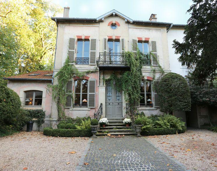 for Exterieur vieille maison