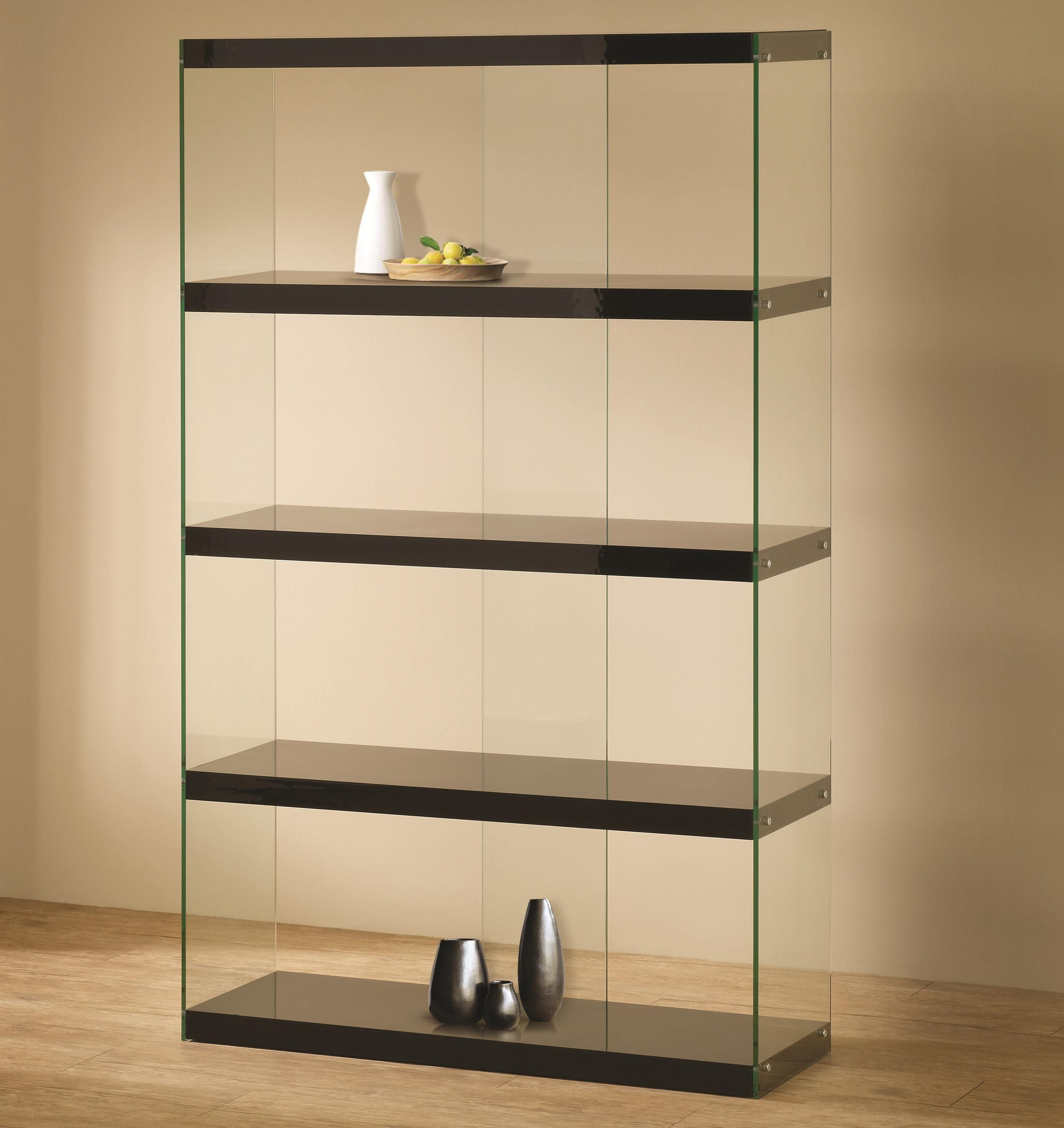 Muebles Escaparate Bookcases Display Cabinet By Coaster Tienda Pinterest