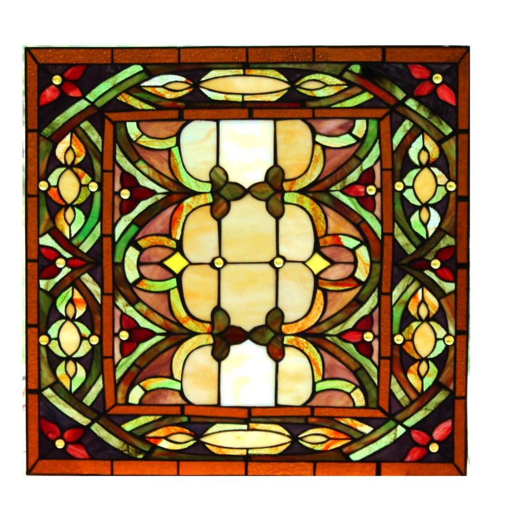 Stained Glass Panel Stunning Colors Window Pane Leaded Glass In 2021 Stained Glass Panel Leaded Glass Stained Glass Window Panel