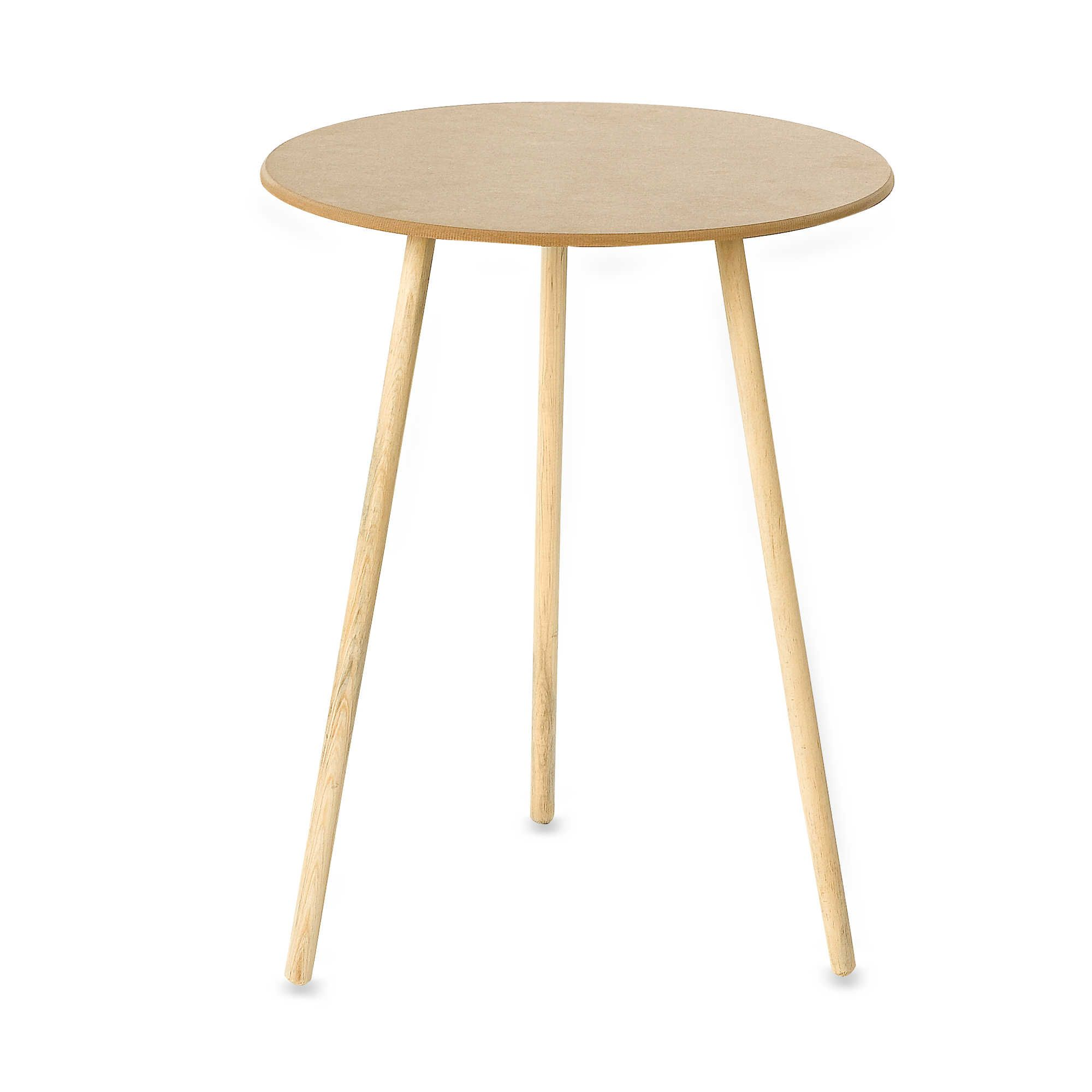 20 Inch Round Decorator Table