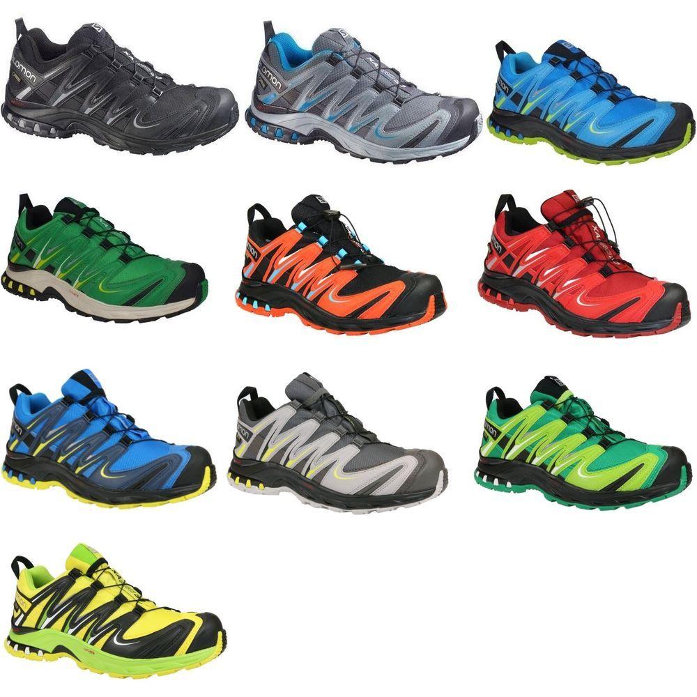 Salomon Xa Pro 3d Gtx Gore Tex Schuhe Wanderschuhe Trail Running Trekking Herren Adidas Sneaker Herren Wanderschuhe Adidas Sneaker