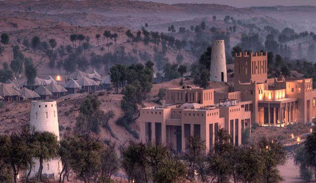 3877d5ee908a3 Un Fin de Año de lujo en pleno desierto de Dubai